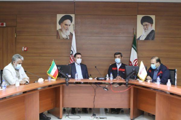 مدیر کل دفتر مرکزی حراست صندوق بازنشستگی کشور عنوان کرد:شرکت فولاد اکسین خوزستان کانون پروژه عظیم گوره به جاسک است